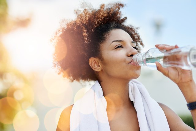Maintaining good hydration also supports healthy weight loss