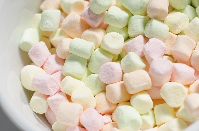 Multi-colored Marshmallow