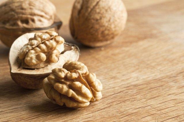 Healthy walnuts